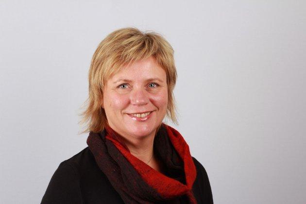 Marit Gundersen Engeset holder foredraget «Hvordan bli mer kreativ?» på Horten bibliotek 25. september.