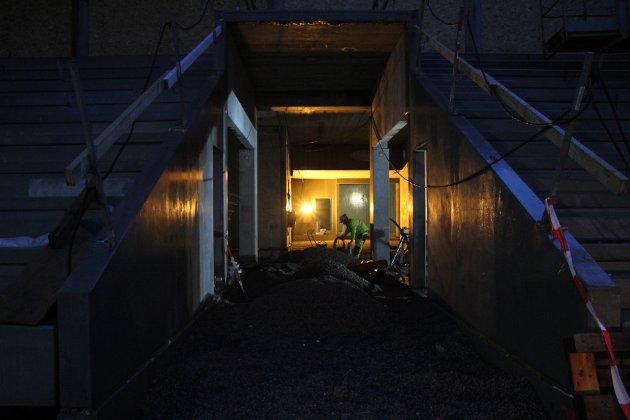 Spillertunnelen.