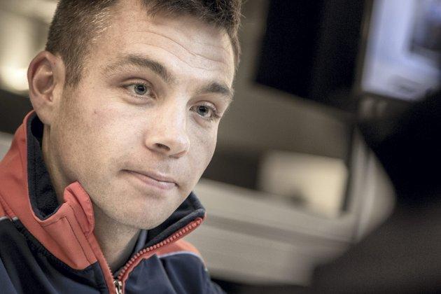 KJENNER SEG IGJEN: Hyundais førstefører Hayden Paddon skryter uhemmet av Ole Christian Veiby, og har tro på 20-åringen.