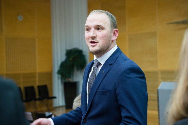 GOD LØNN MED FRP: Lønnsutviklingen med en Frp-statsråd har vært veldig god i jordbruket, skriver Ørsal Johansen.