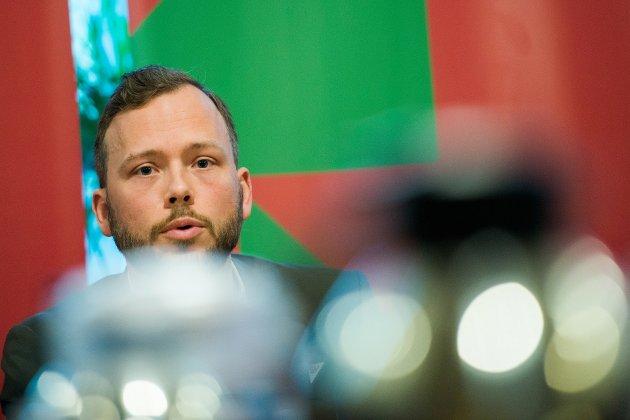 SVleder Audun Lysbakken  utfordrer Ap like mye som han utfordrer øvrige partier. Det kan bli et problem, også for SV.