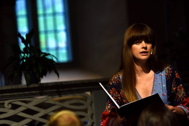 Peer Gynt sitt DNA.  Konsert i Sør-Fron kirke med, Charlotte Frogner og Dag Arnesen Trio