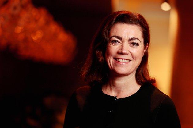 INKLUDERING: NHO-sjef Kristin Skogen Lund bør oppfordre til at flere arbeidstakere organiserer seg.