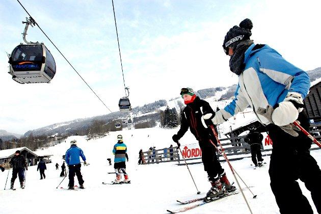 ELDORADO: Hafjell (bildet) og Kvitfjell er en ryggrad i Norges alpine tilbud. Et valg av Narvik kan gi Norge et alpin-VM vi til nå ikke har fått. Utfordringen er samtidig å styrke det vi allerede har.