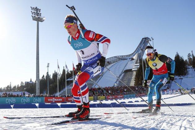 ALENEGANG: Skiforbundet blir igjen som eneste eier av Holmenkollen Skifestival AS.Foto: NTB scanpix