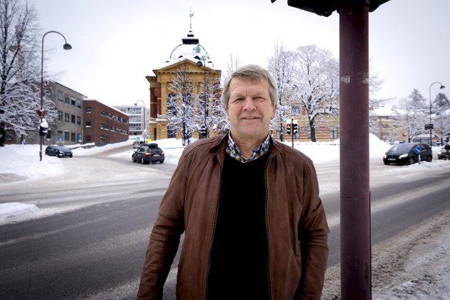 BOM: Krysset ved Kulturhuset Banken må løses. Enten med E6-bom eller med bompengering i sentrum.