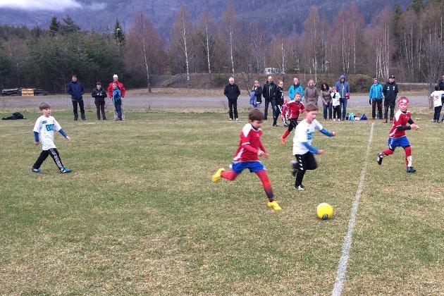 -  Evner ett idrettslag å gi et bedre tilbud enn den modellen vi har i dag? spør Tormod Myrvang, i debatten om samling av idrettslaga i Sør-Fron. (Illustrasjonsfoto)