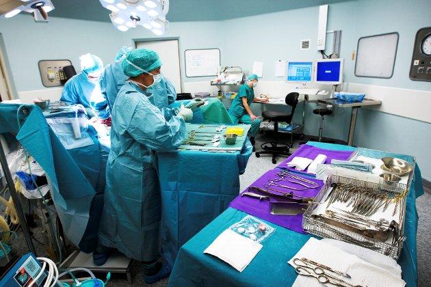 MJØSSYKEHUS: Et hovedsykehus ved Mjøsbrua vil kunne bli et flott sykehus «for hjerte og hjerne». dette bør være en klar ambisjon for Innlandet, skriver innsenderen.