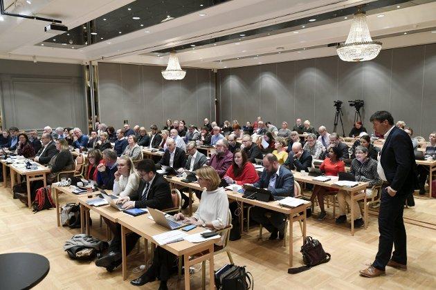 FORLIK: Oppland og Hedmark har hatt ulik driftsmodell for sine skoler. Nå har fylkestinget samlet seg om et felles opplegg.