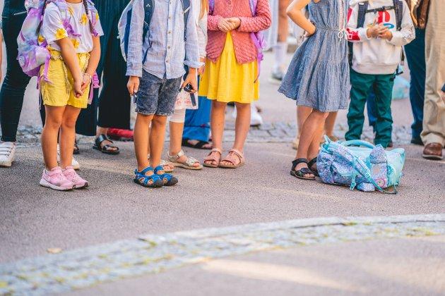 SKOLE: når det blir færre unge og flere eldre må vi flytte penger fra barnehage og skole til helse og eldreomsorg, skriver KS Innlandet.