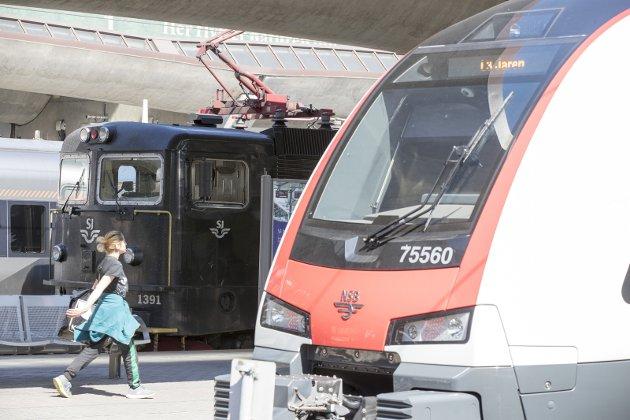 FRA NSB TIL SJ: Svenske SJ vant anbudet om å drive togtrafikken på Dovrebanen. Nå ser vi resultatet.