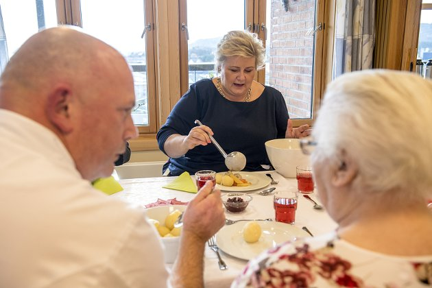 MAT Solberg-regjeringens mål om mer individuell tilpasning står i grell kontrast til kommuners hverdag.