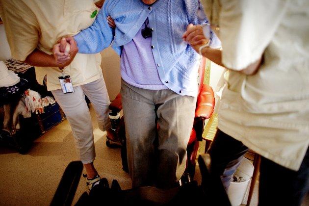 KREVENDE: Når pasienter skrives ut tidligere fra sykehusene må kommunene rustes for å håndtere kompliserte lidelser.