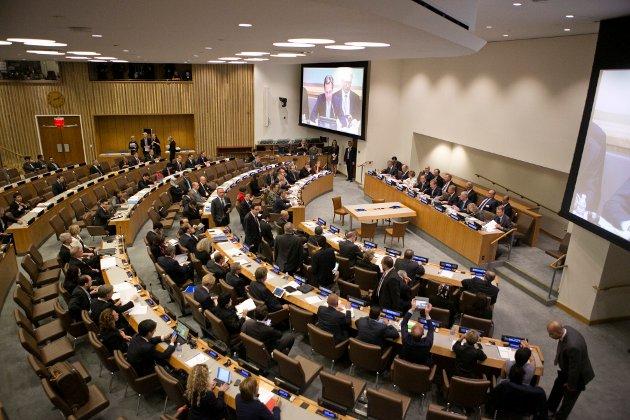 FNs generalforsamling.
