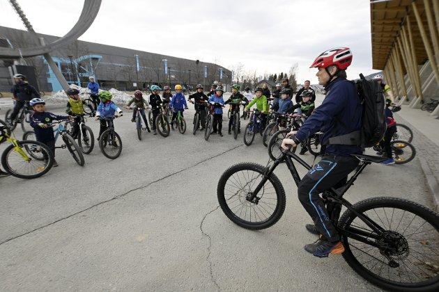 IDRETT: Lillehammer Cycklekubb fortjener ros for innsatsen de legger i å skape et godt idrettsmiljø.