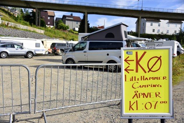 Kaos: Byen trenger overnattingstilbudet mellom sentrum og Mjøskanten, i gangavstand fra sentrum.