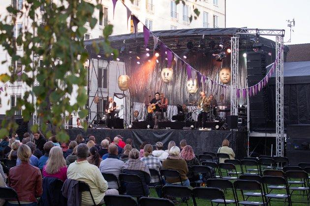 UTSOLGT: 400 hadde sikret seg billetter til fredagens konsert med The September When.