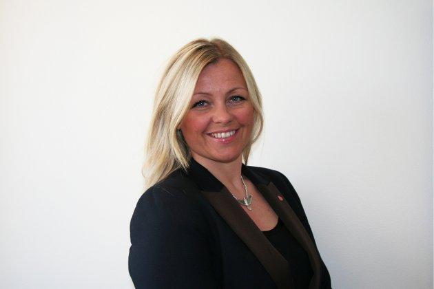 Kjersti Stenseng: Tar et oppgjør med hets på nettet.