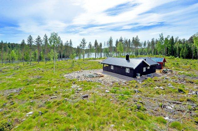 Gnr 75, bnr 28 hyttetomt, Nordre Gulsjøvegen hyttefelt: Solgt for 350.000 kroner.