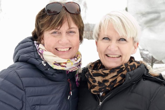 Mobbeombud i Hedmark Anni Rogstad og mobbeombud i Oppland Eva Bueie Nygård.