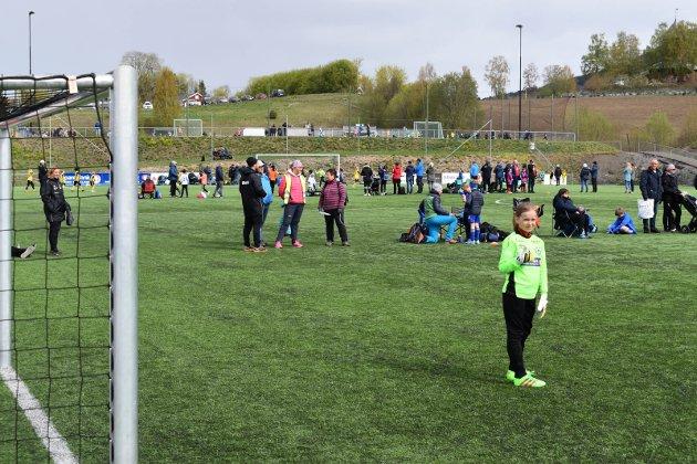 CUP: Keeper Linn Marie Kvernstad hadde gode redninger.