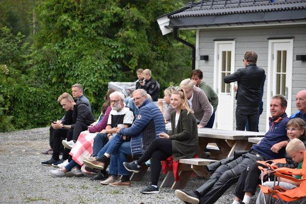 LOKALOPPGJØR: Vestre Gran-Brandbu.