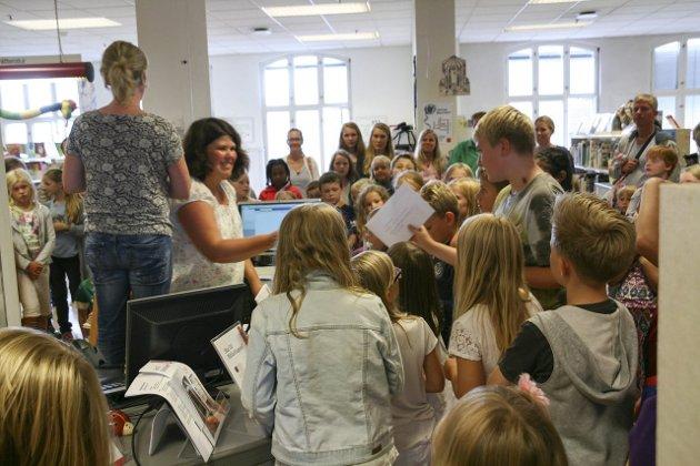 VIKTIG: For mange barn, og ikke minst barnehager, er et godt bibliotek sentralt, skriver Rødt i Halden.