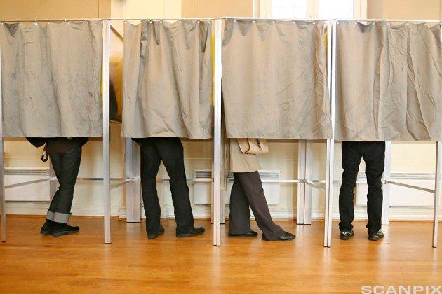 VALG: Neste år er det valg på landets nasjonalforsamling.