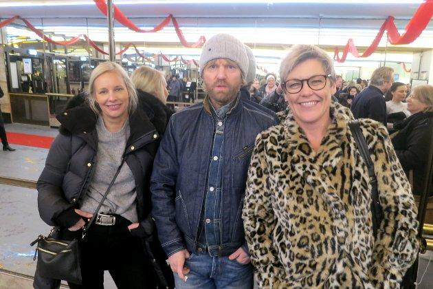 Flere haldensere på premiere: Karine Blom Kjerulf, Håkon Ohlgren og Malin Østli Langseth