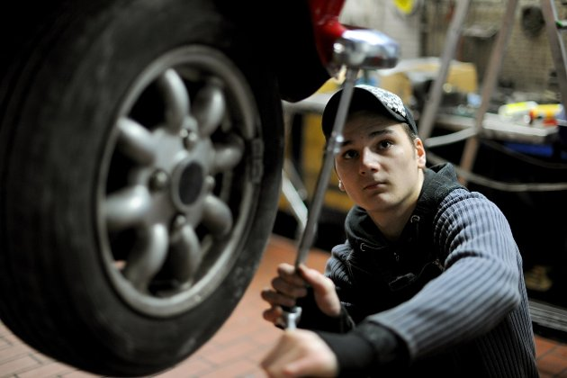 Særlig ungdom har vanskelig for å komme inn på arbeidsmarkedet. (Illustrasjonsfoto: Frank May / NTB scanpix)
