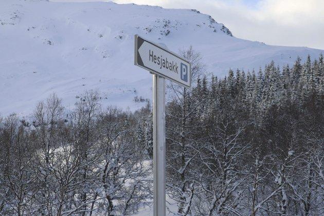 Parkering:ArkivFoto: Eivind Dahle Sjåstad