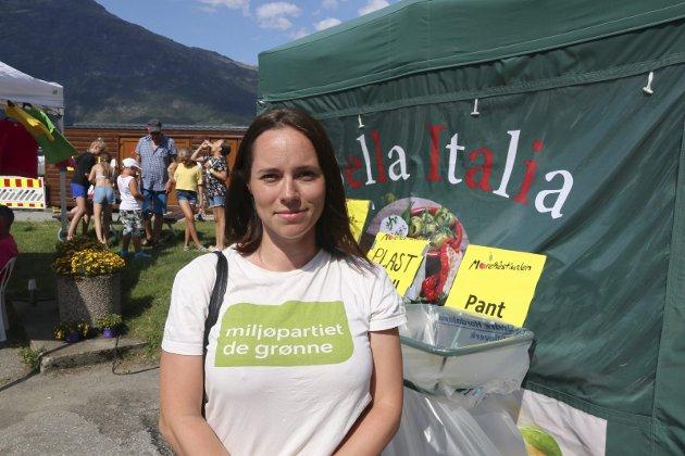 Renovasjon: La oss få orden på avfallshandteringa i Odda, skriv Rachel Tapio, 1. kandidat for MDG Ullensvang.