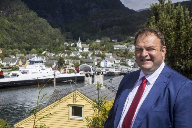 Stemmer du på Arbeiderpartiet vil næringssøknadane bli likebehandla uavhengig av kva adresse du har, skriv Roald Aga Haug.