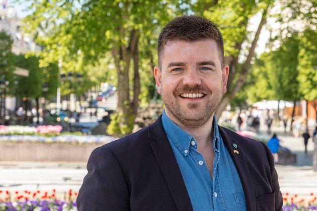 Hans Inge Myrvold, 3. kandidat Stortingslista Hordaland Senterparti