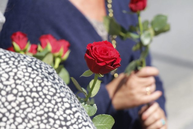 VIL ALDRI GLEMME: I dag minnes vi ofrene fra 22. juli 2011.ARKIVFOTO: HARALD NORDBAKKEN