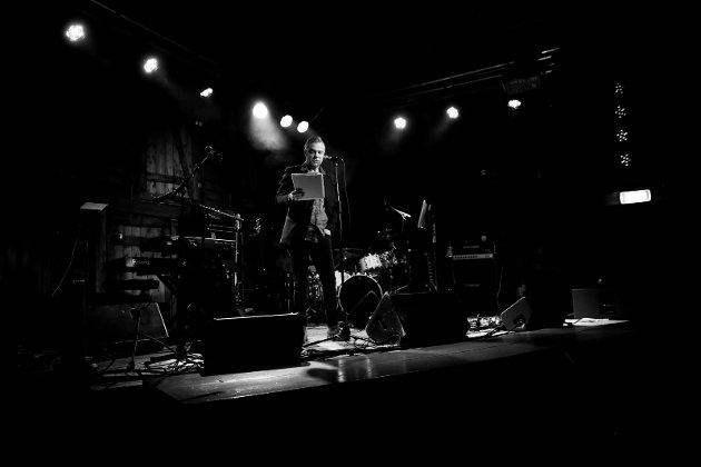 Bowietribute på Høvleriet Roar Eskild Jacobsen