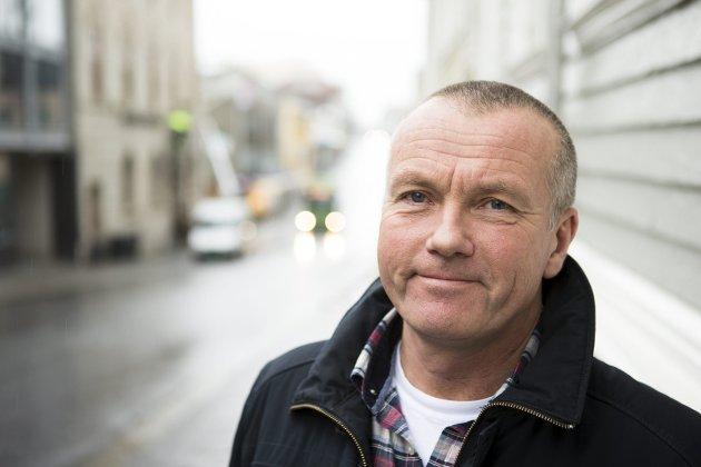 Sverre Meling jr. Foto: Terje Størksen
