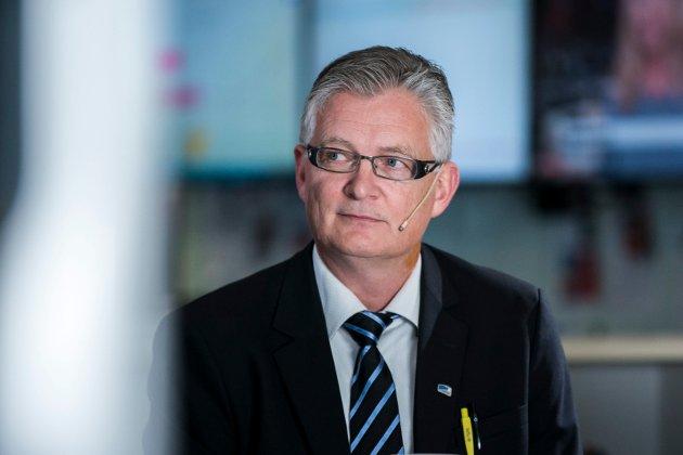 Tor Kristian Gaard, gruppeleder i Karmøy Høyre.
