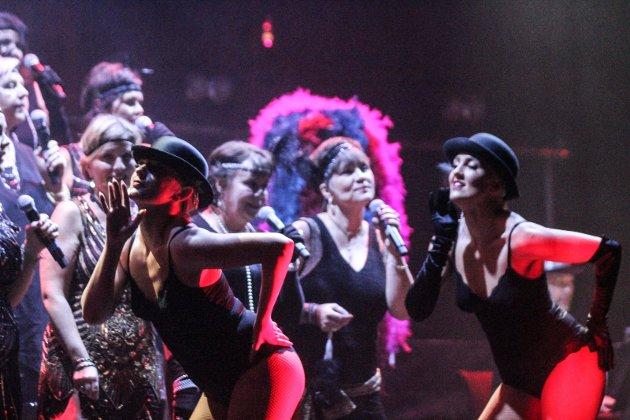 Club Diva korforestilling