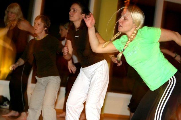 2008: Afrodans på Friskhuset