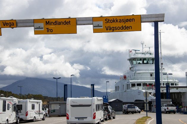 Illustrasjonsbilde fra Tjøtta sommeren 2020.