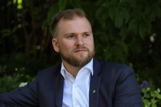 Willfred Nordlund, Stortingsrepresentant Senterpartiet