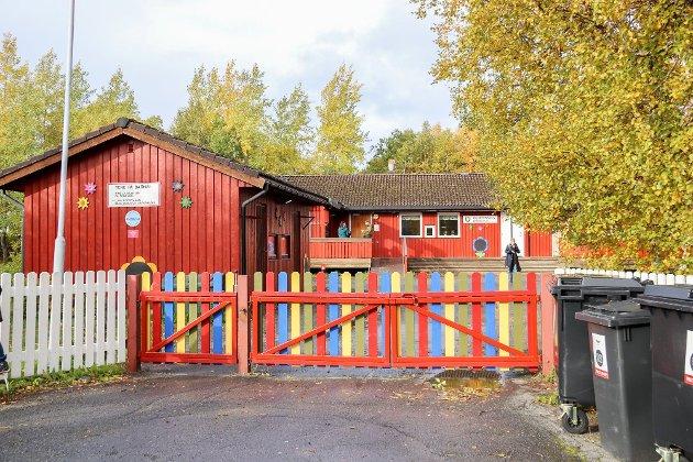 Olderskog barnehage er til stadighet ønsket nedlagt til tross for positive framtidsutsikter for Vefsn kommune.
