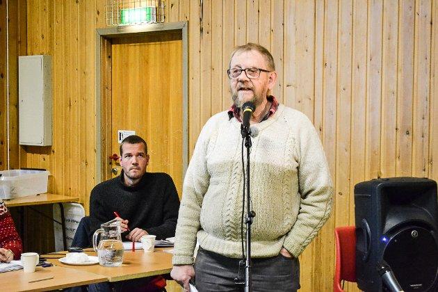 GRUVENE: Svein Lund utfordrer FpU til å fortelle hvilke faktafeil de mener å ha funnet i Naturvernforbundets argumenter.