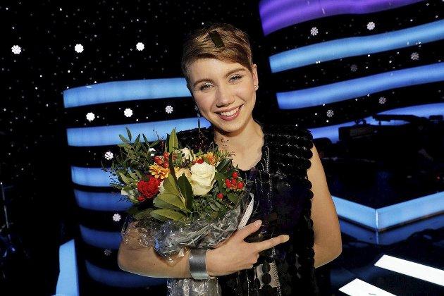 Forbilde: Ella Marie Hætta Isaksen har vist fram det samiske fra scenen i Stjernekamp. Helt siden hun var liten teaterelev i Tana har hun formidlet kultur på samisk.