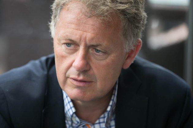 Ansvarlig redaktør i Nettavisen, Gunnar Stavrum.