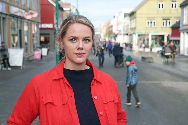 Marta Hofsøy (Ap)