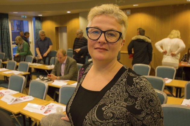 - Det som er skremmende, og som umulig kan være i samsvar med godt styrearbeid, er at direktørens vurdering av kommisjonens rapport ikke ble nevnt med ett ord, skriver Bente Haug , styrelederen i Finnmarkseiendommen.