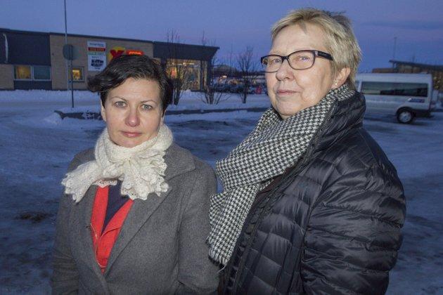 BER OM SVAR: Øst-Finnmark regionråd, her representert ved et akrivbilde av Helga Pedersen (Tana) og Wenche Pedersen (Vadsø), kreveer