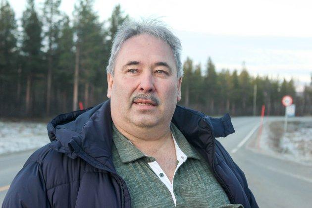 Jan Martin Rishaug (Sp) Varaordfører i Alta kommune